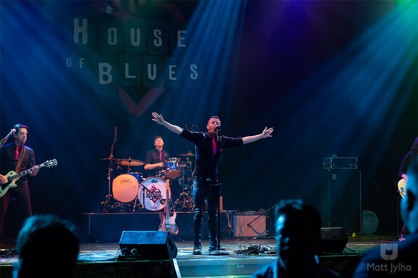Live Music at House of Blues Orlando