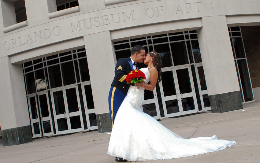 Engagements and Weddings in Orlando