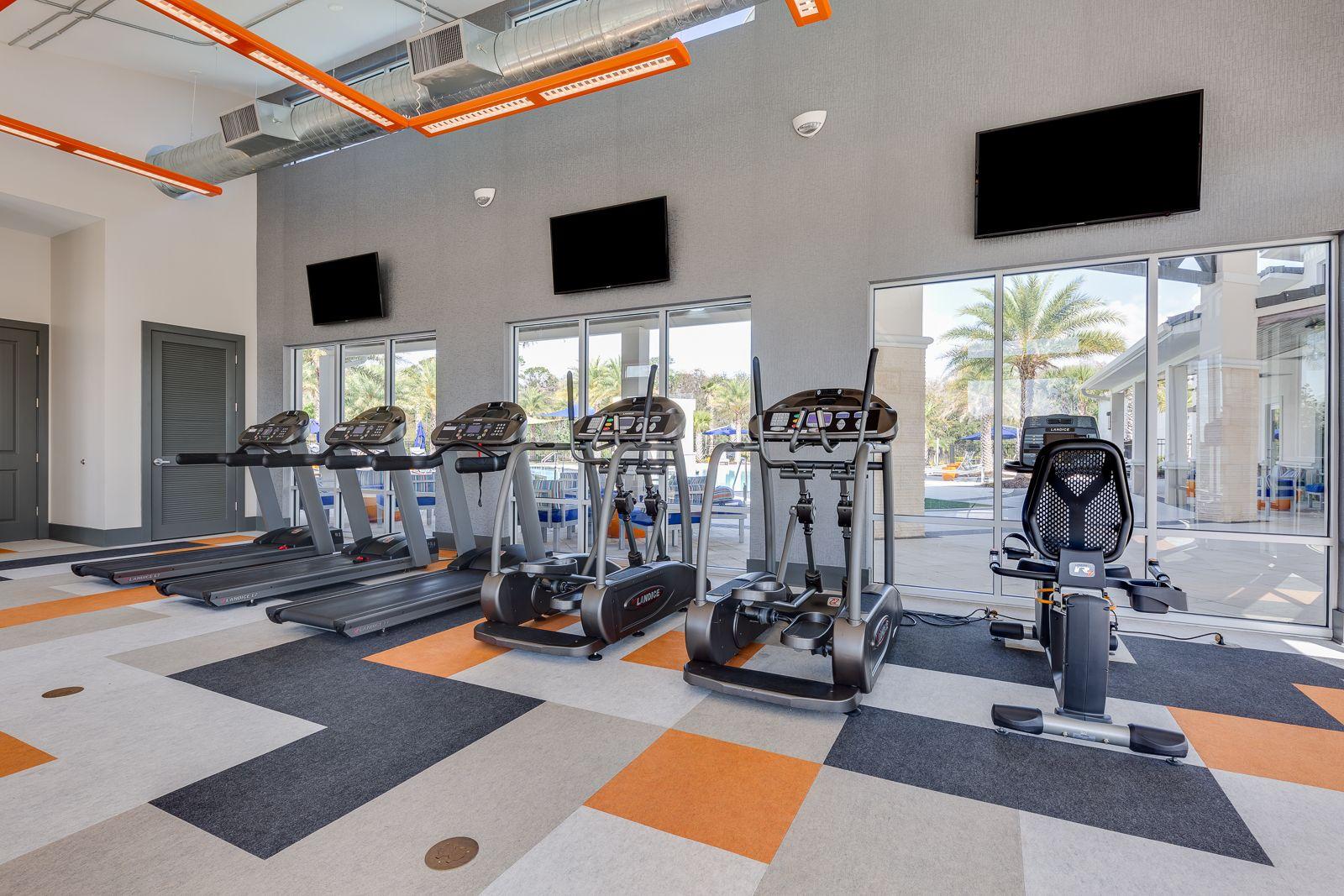 Sonoma resort Fitness Center