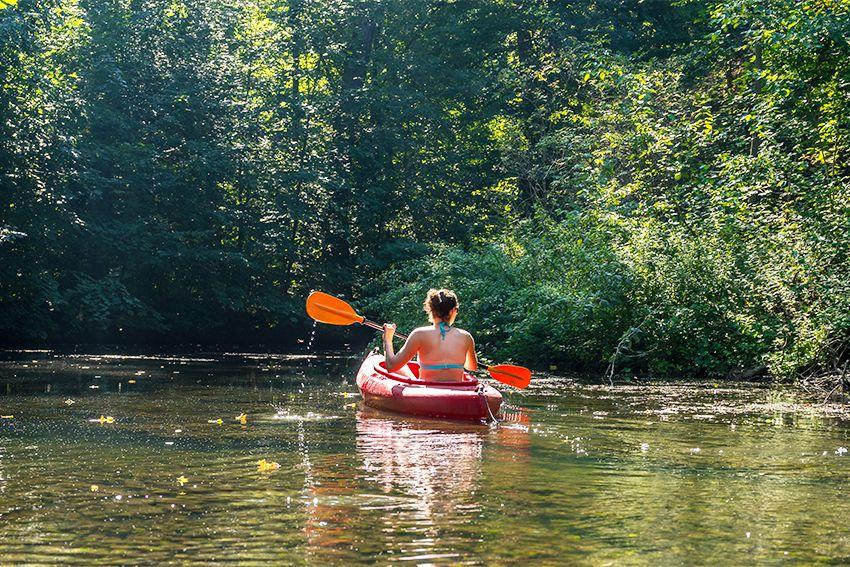 Nature Kayak