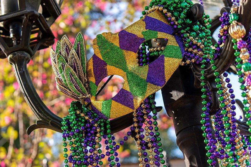 Mardi Gras at Universal Orlando 2020
