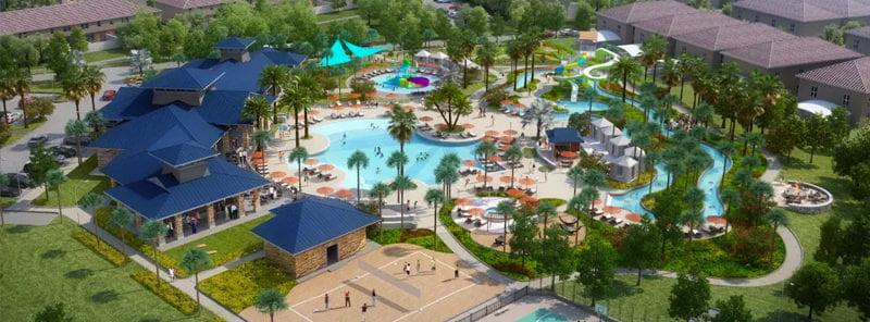 Rendering of planned Windsor Island Complex