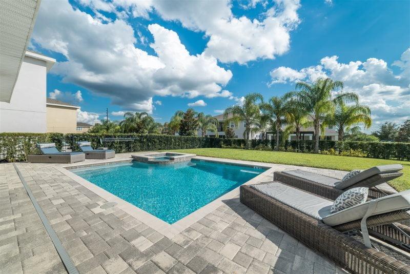 Encore Club Vacation Home Pool