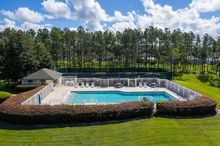 HIghland Reserve Gated Pool