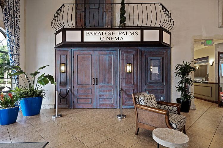 Paradise Palms Movie Theater