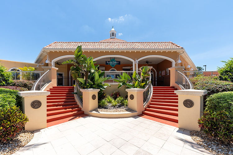 Regal Palms Welcoming Entrance