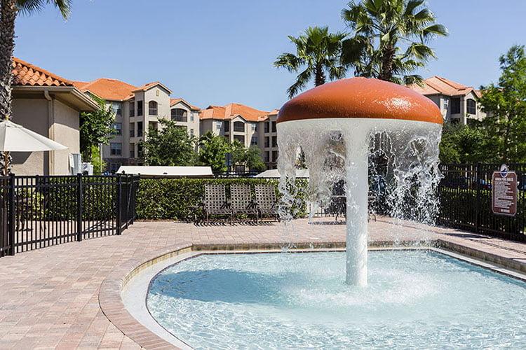 Tuscana Resort Splash Area