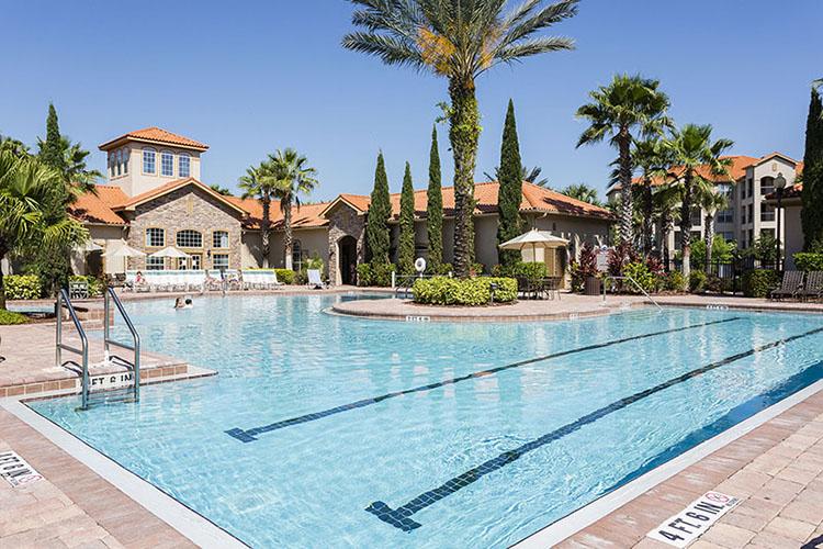 Tuscana Lap and Resort Pool