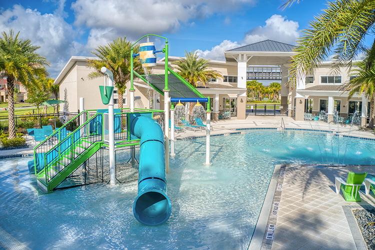 Kids' Zone and Veranda Palms Resort Pool