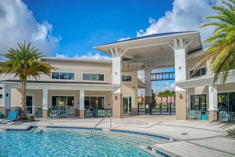 Veranda Palms Clubhouse and Resort Pool