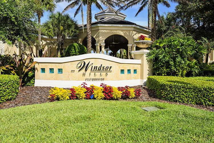 Windsor Hills Resort Entrance