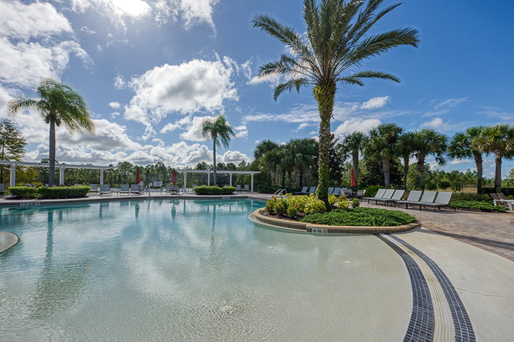 Watersong Resort Pool