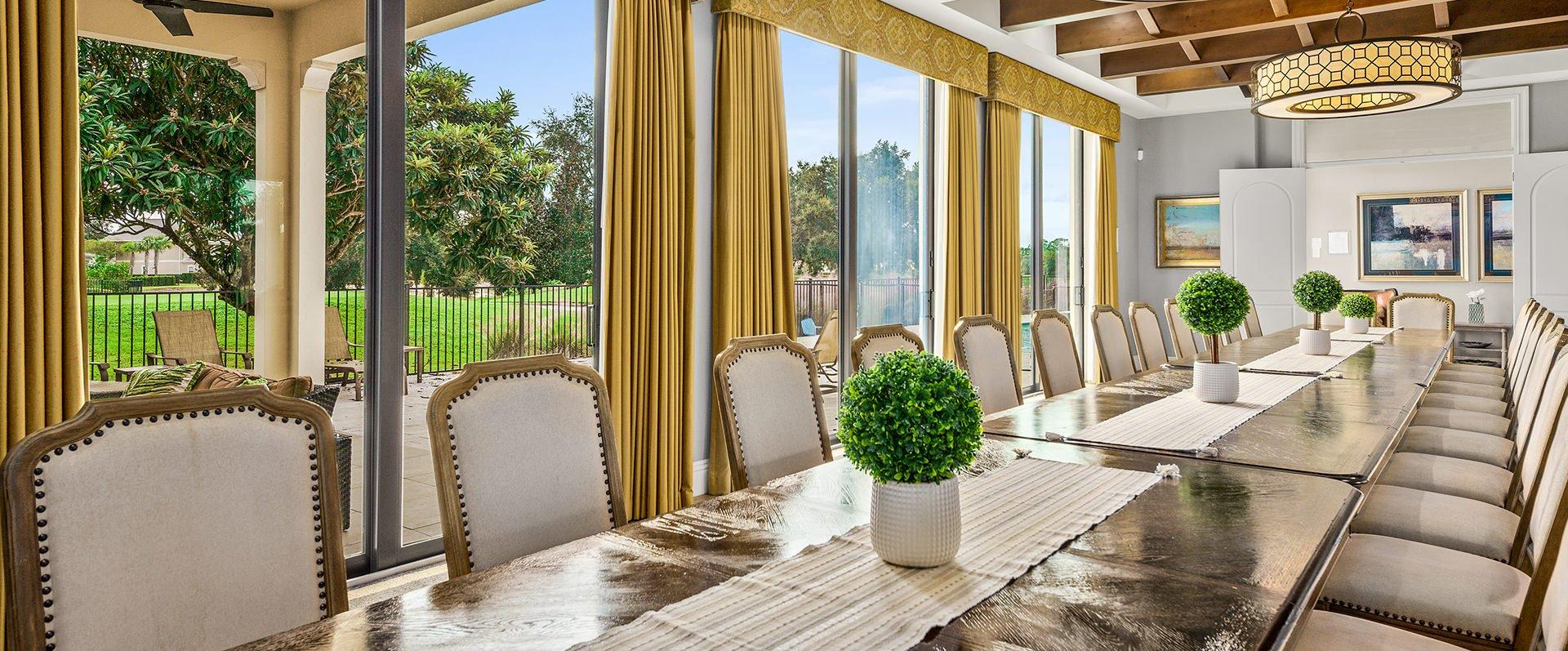 Amazing 9 To 15 Bedroom Luxury Vacation Villas In Orlando Florida