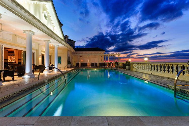 Eleven Terrace Pool